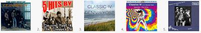 classics iv albums