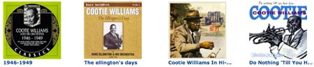 cootie williams albums