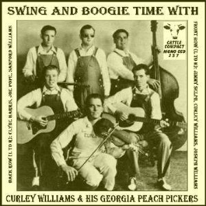 curley williams and his georgia peach pickers