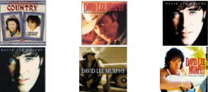 David Lee Murphy Kim Tribble Albums