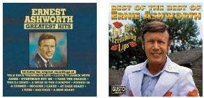 ernie ashworth albums