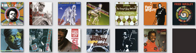 fred wesley albums