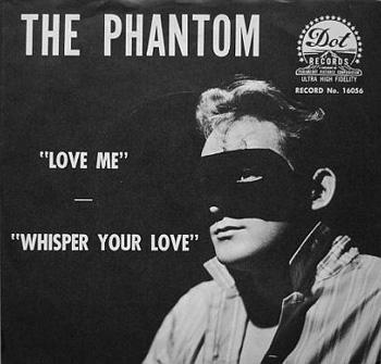jerry lott aka the phantom love me 45