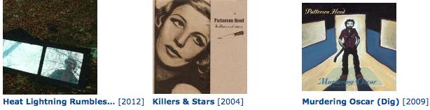 patterson hood albums