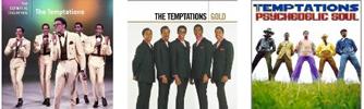 paul williams temptations albums