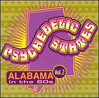 psychedelic states alabama vol 2 weejuns