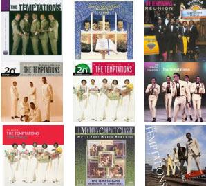 temptations albums