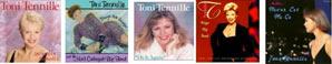 toni tennille albums