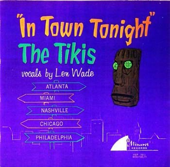 the tikis in town tonight