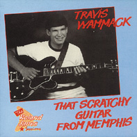 travis wammack scratchy guitar