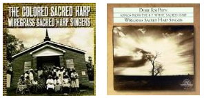 wiregrass sacred harp singers albums