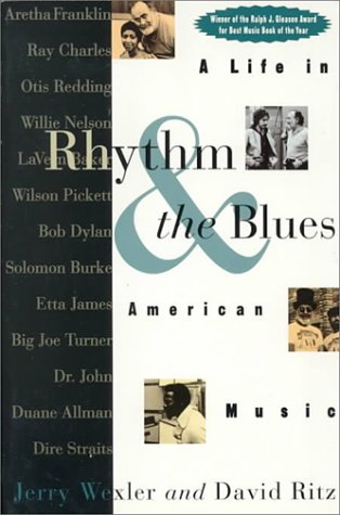 a life in rhythm and blues jerry wexler