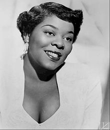 Dinah Washington 1952