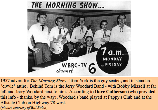 jerry woodard band wbrc
