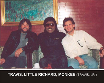 travis wammack little richard travis wammack jr